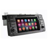 Reproductor DVD del coche Navegación GPS Canbus WiFi Android Cuatro Nucleos para BMW Serie 3 E46 M3 1998-2005