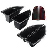 Front/Rear Door Handle Storage Box Car Armrest Side for Buick Regal 2017-2018