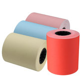 57×50mm Thermal Printing Printer Paper For MEMOBIRD Photo Printer Red/Pink/Yellow/Blue