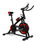 LCD Exercise Bike Aerobic Sport Cycling Stationary Bicycle Ultra-quiet Adjustment Gym Indoor Fitness Equipment