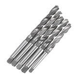 Drillpro 14-18mm HSS Cone Taper Shank Twist Drill Bit 14/15/16/17 / 18mm CNC مخرطة آلة أداة