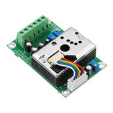 PM2.5 Detector Dust Transmitter High Precision Dust Sensor Module Dust Concentration 0-10V 4-20mA Ou