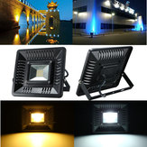 30W Waterproof Outdooors LED Ultra Thin Flood Spot Lightt Landscape Garden Yard Lamp