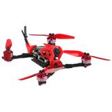 GEELANG Bliksem 120X 120mm F4 12A 2-4S 3 Inch Whoop FPV Racing Drone PNP BNF met 25-200mW VTX Runcam Nano 2 Camera