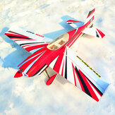 Atualizado Edge 540T PP 15E 952mm Wingspan 3D Aerobatic RC Airplane Kit