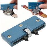 Регулируемые синий часы батареи изменить крышка случая задней части нож для снятия винт ключ ремонта инструмента