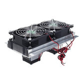 Brushless 12V Computer Refrigeration Cooling Equipment DIY Dual-core Signle System