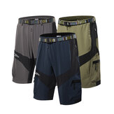 OUTTO Herren Outdoor Sporthose Sommer Atmungsaktive Fast Dry Hose Radfahren Casual Sports Shorts Loose Fit Jogginghose