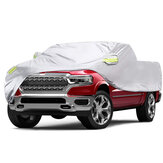 Pickup Full Car Cover Waterproof UV Sun Rain Snow Heat Dust Resistant Protection