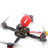 Happymodel Crux3 Repuestos Impresión 3D Cámara Montaje para Insta360 GO Cámara RC Drone FPV Racing