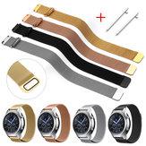 Миланцы петли сетки металла часы группы ремешок для Samsung Gear Frontier / Classic S3