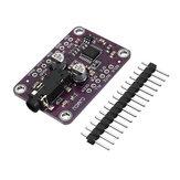 CJMCU-1334 UDA1334A I2S Audio Stereo Decoder Module Board 3.3V - 5V CJMCU voor Arduino - producten die werken met officiële Arduino-boards