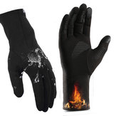 Touch Screen Winter warme Handschuhe winddicht wasserdicht Anti-Rutsch-Thermal für Motorrad Bike Ski