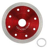 105/115/125mm Turbo Diamond Saw Blades Disc for Porcelain Tile Ceramic Granite Marble