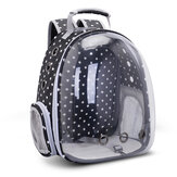 Breathable Transparent Pet Travel Backpack Dog Cat Outdoor Carrier Bag For Pet Supplies
