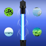 110V Waterproof Submersible Aquarium Fish Tank UV Sterilizer LED Light Bar Strip Lamp
