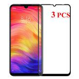 3PCS Bakeey Protetor de tela de vidro temperado transparente antiexplosão para Xiaomi Redmi Nota 7 / Nota 7 Pro Não original