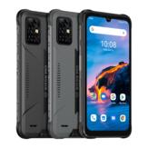 UMIDIGI BISON Pro IP68 & IP69K Étanche NFC Helio G80 Android 11 5000mAh 8Go 128Go 6,3 pouces FHD+ 48MP AI Triple Caméra 4G Smartphone Robuste