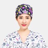 Cappellino chirurgico professionale per dottore Nurse Vet Medico
