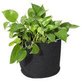 1-100Gallon Potato Plantación Bolsa Macetero Maceta Contenedor de hortalizas de jardín en crecimiento