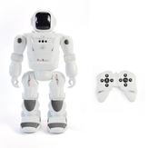 DEVO Robot Smart RC Robot Programmable Infrared Gesture Control Dance LED Expression Robot Toy