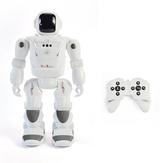 DEVO Robot Inteligentny RC Robot Programowalny Sterowanie Gestem na Podczerwień Taniec LED Expression Robot Toy