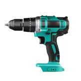 3 in 1 Cordless Impact Drill 13mm Rechargeable Hammer Drill Electric Screwdriver For 18V Battery
