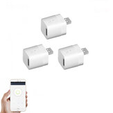3Pcs SONOFF® Micro 5V Wireless USB Smart Adaptor WiFi Mini USB Power Adaptor Switch APP Remote Control Voice Control Switch For Smart Home Works with Alexa Google Home