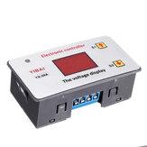 YX-815 Batterie Laderegler Batterie Schutzmodul für Unterspannungssteuerung Überentladungsschutzplatine 6V-48V