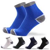 Männer Sport atmungsaktive Baumwolle Mitte Tube Socken