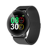 Bakeey W8 1.3 inch Full Touch Screen Wristband Heart Rate Blood Pressure Monitor Weather Display Smart Watch