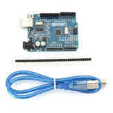 3Pcs UNO R3 ATmega328P Development Board Geekcreit for Arduino - products that work with official Arduino boards