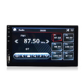 7 Inch Double 2 DIN Car MP5 Player Auto Stereo LCD Screen FM Radio USB TF AUX Audio