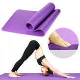 Tapis de yoga Exercice antidérapant Fitness Pilate Pads Exerciser