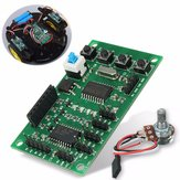 Programmable 2/4 Phase 4/5 Wire Stepper Motor Driver Control Board Geekcreit for Arduino - products that work with official Arduino boards