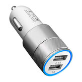OLAF Universal 2 USB Fast Charging USB Car Charger for Samsung Huawei