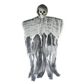 1PCS 70x45cm Halloween Skull Hanging Ghost Props Decoration Props