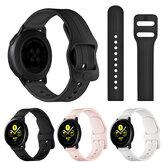 20mm Orologio generico Banda Sostituzione cinturino orologio per Sumsang Galaxy Watch Active 1/2 BlitzWolf BW-HL1 BW-HL2 BW-HL1T BW-HL1TPro