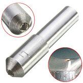 Pena de molho natural de moedura do diamante da roda de disco do diâmetro da extremidade de 11mm