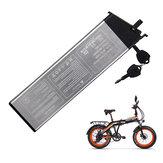 [EU DIRECT] RICH BIT TOP-016 Yüksek Kapasiteli Elektrikli Bisiklet Batarya 500W 48V 8Ah Lityum Batarya Şarj Cihazı ile Yalnızca RT-016 ile Uyumlu