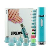 9 in 1 Electric Manicure and Pedicure Set