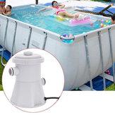 530 galon bazénové filtrační čerpadlo nafukovací bazénové čištění vody nástroj letní koupaliště příslušenství