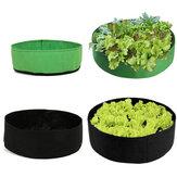 80x30cm Pflanzen Grow Bag Raised Plant Bed Gartenblume Pflanzer Gemüsetasche