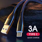 YKZ 3A Tip-C Mikro USB Hızlı Şarj Veri Kablosu Samsung Galaxy Note için S20 ultra Huawei Mate40 OnePlus 8 Pro için