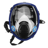 15 w 1 Maska gazowa do 3M 6800 Maska twarzowa Maska rozpylająca Maska natryskowa