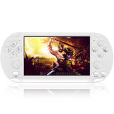Original              Coolbaby X9-S 8GB 3000+ Juegos 5.1 pulgadas HD Pantalla Retro Handheld Game Console Game Player con doble Joystick para PSP PS1 Game Emulator