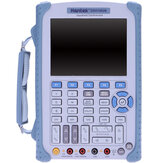 Hantek DSO1062B 2-in-1 handheld oscilloscoop 2 kanalen 60MHZ 1GSa / s sample rate 1M geheugendiepte 6000 tellingen Multimter DMM met analoge staafdiagram