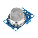 MQ-6 сжиженный газ изобутан пропан сжиженный газ Датчик модуль щит сжиженный электронный модуль детектора
