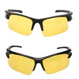 Anti Glare TAC Driving Yellow lente Occhiali da sole Night Vision Polarized Occhiali