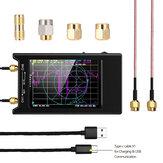 NanoVNA-H4 4-calowy wyświetlacz LCD 50 kHz ~ 1,5 GHz VNA HF VHF UHF UV Wektorowy analizator sieci
